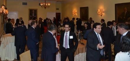 中美企业家座谈会在美国哈佛俱乐部成功举行 ..._图1-3