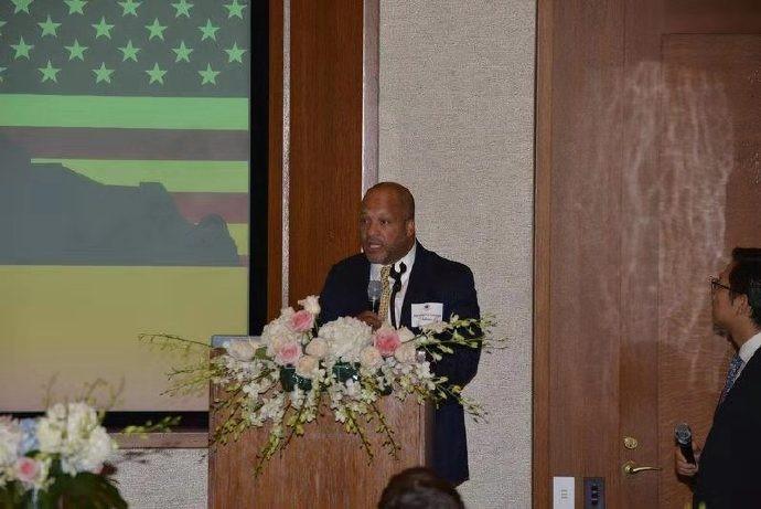 中美企业家座谈会在美国哈佛俱乐部成功举行 ..._图1-16
