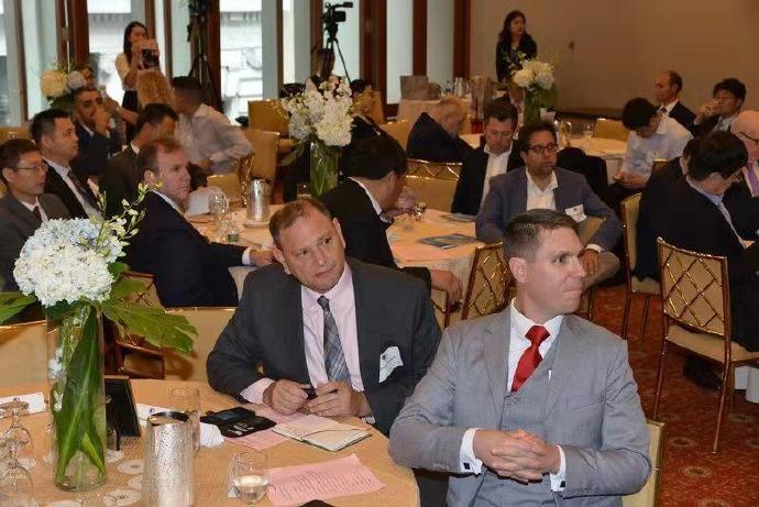 中美企业家座谈会在美国哈佛俱乐部成功举行 ..._图1-18