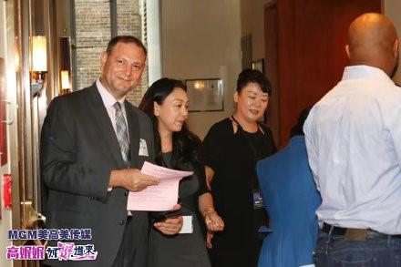 中美企业家座谈会在美国哈佛俱乐部成功举行 ..._图1-20