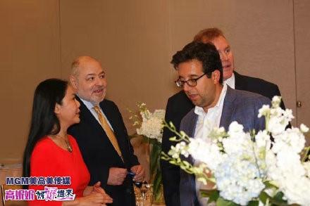 中美企业家座谈会在美国哈佛俱乐部成功举行 ..._图1-23