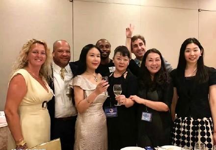 中美企业家座谈会在美国哈佛俱乐部成功举行 ..._图1-24