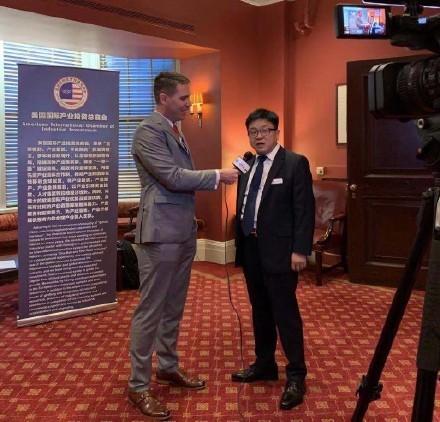 中美企业家座谈会在美国哈佛俱乐部成功举行 ..._图1-32
