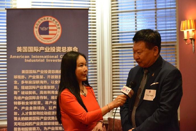 中美企业家座谈会在美国哈佛俱乐部成功举行 ..._图1-31