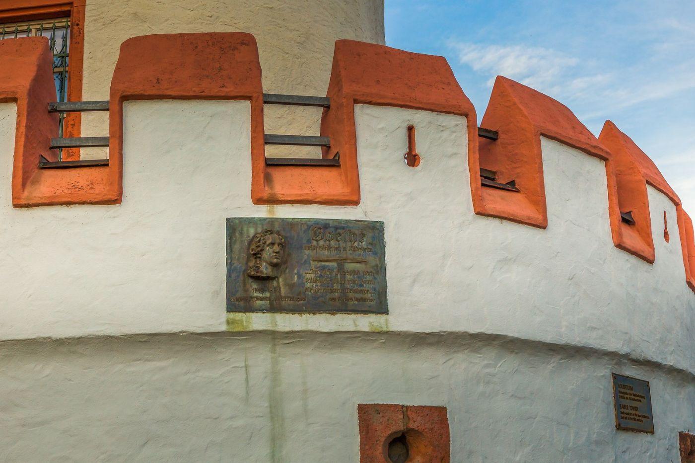 德国吕德斯海姆(Rudesheim),莱茵河畔的小镇_图1-29
