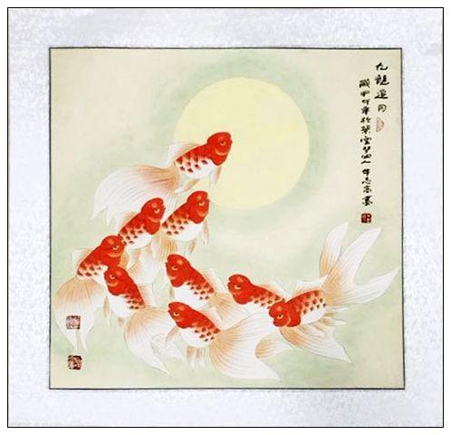 牛志高工笔花鸟画2019 2019-09-05_图1-4