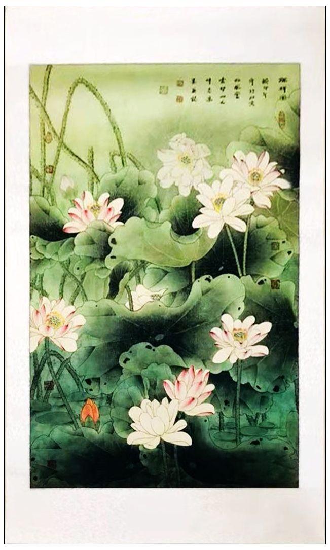牛志高工笔花鸟画2019 2019-09-05_图1-7