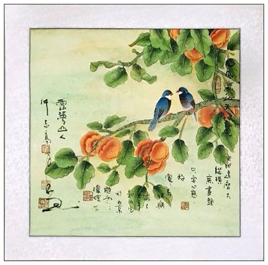 牛志高工笔花鸟画2019 2019-09-05_图1-8