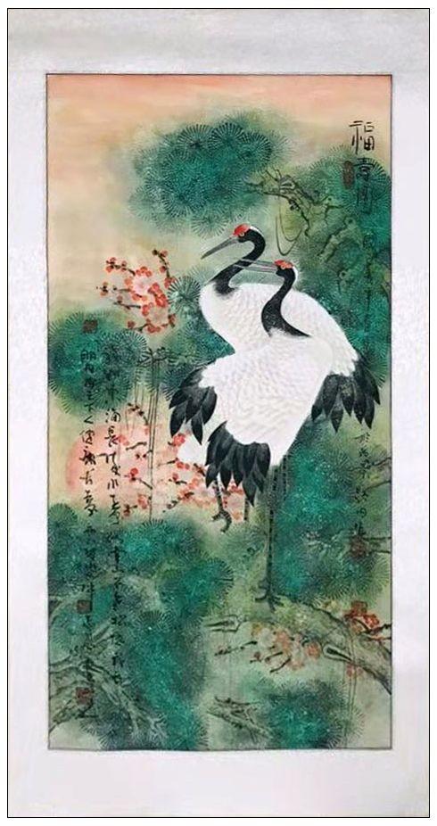 牛志高工笔花鸟画2019 2019-09-05_图1-19