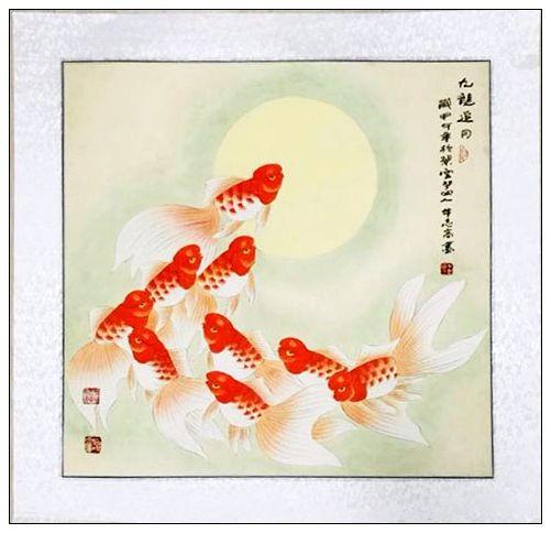 牛志高工笔花鸟画2019 2019-09-05_图1-16