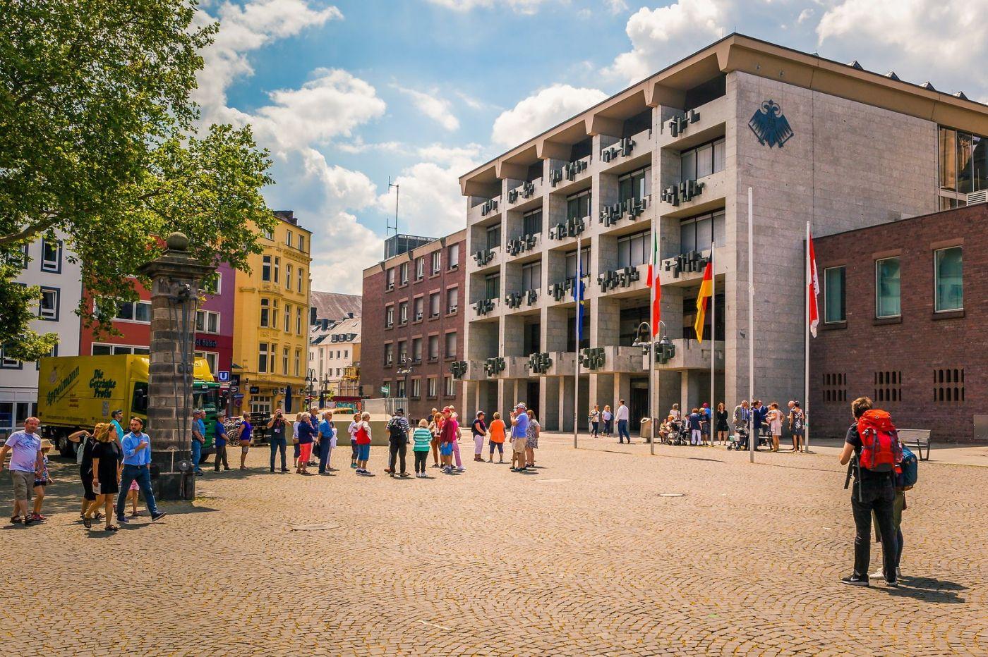 德国科隆,2000多年的城市_图1-31