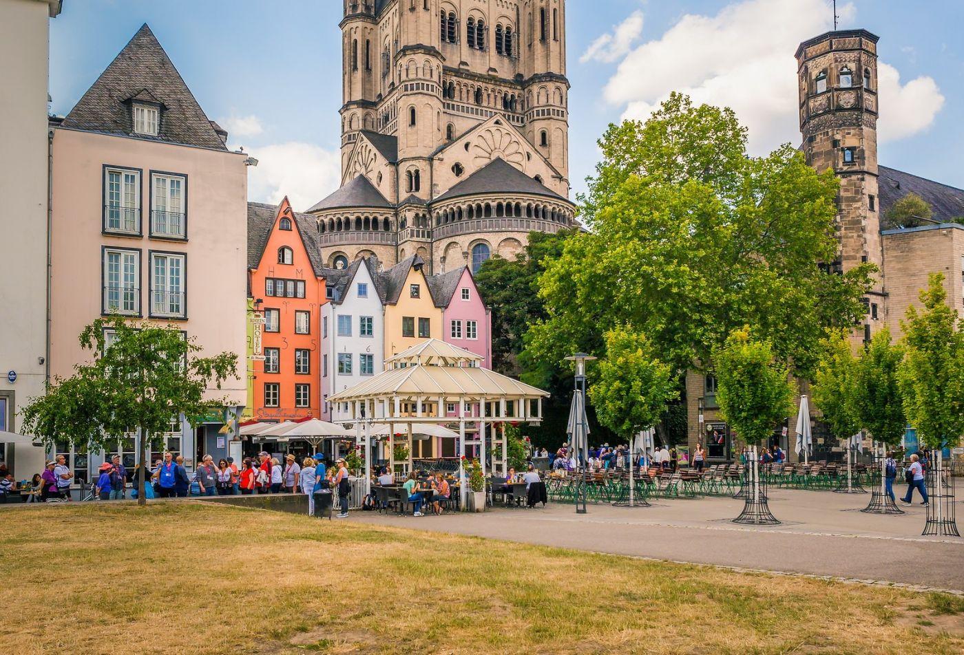 德国科隆,2000多年的城市_图1-29
