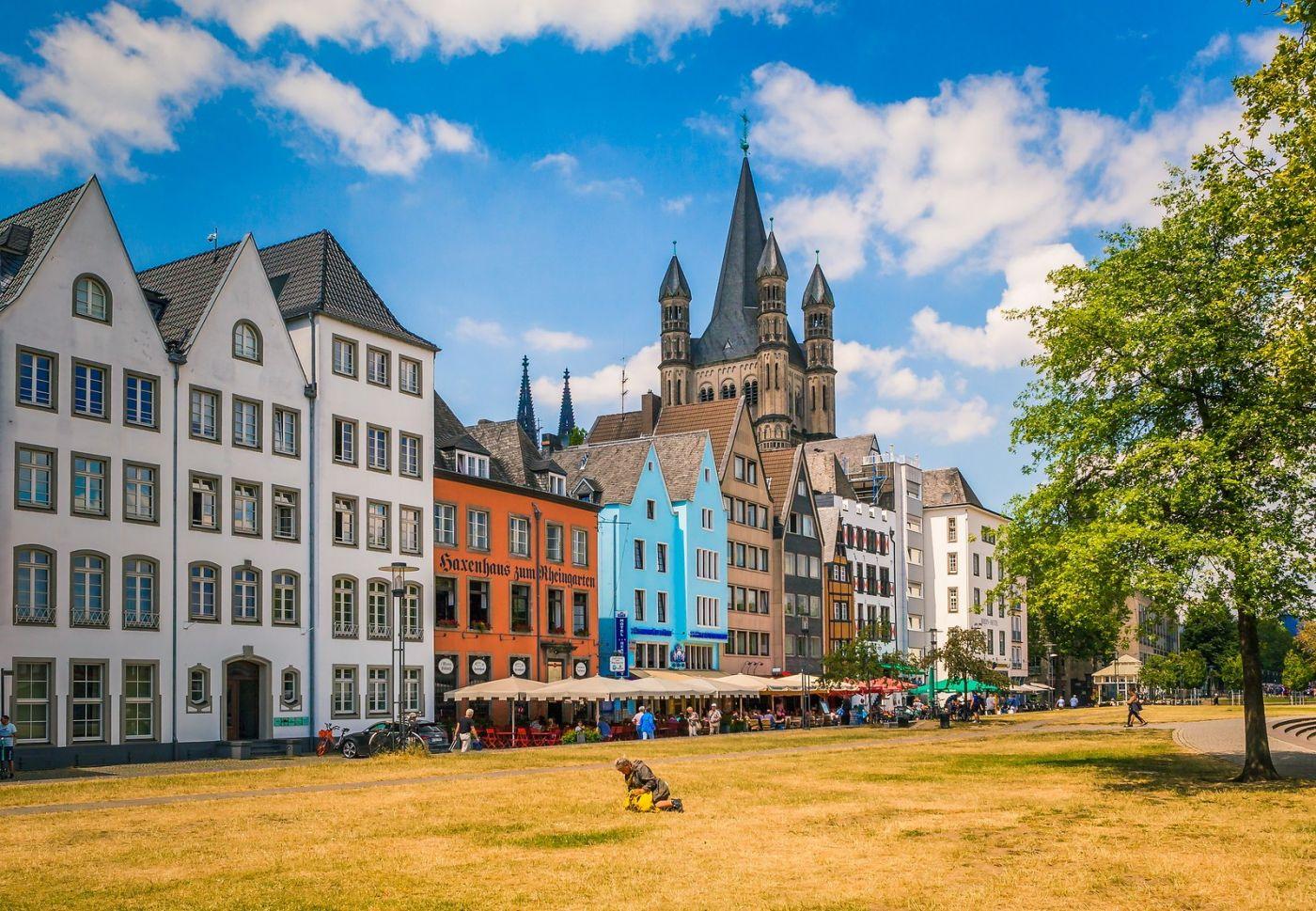 德国科隆,2000多年的城市_图1-26