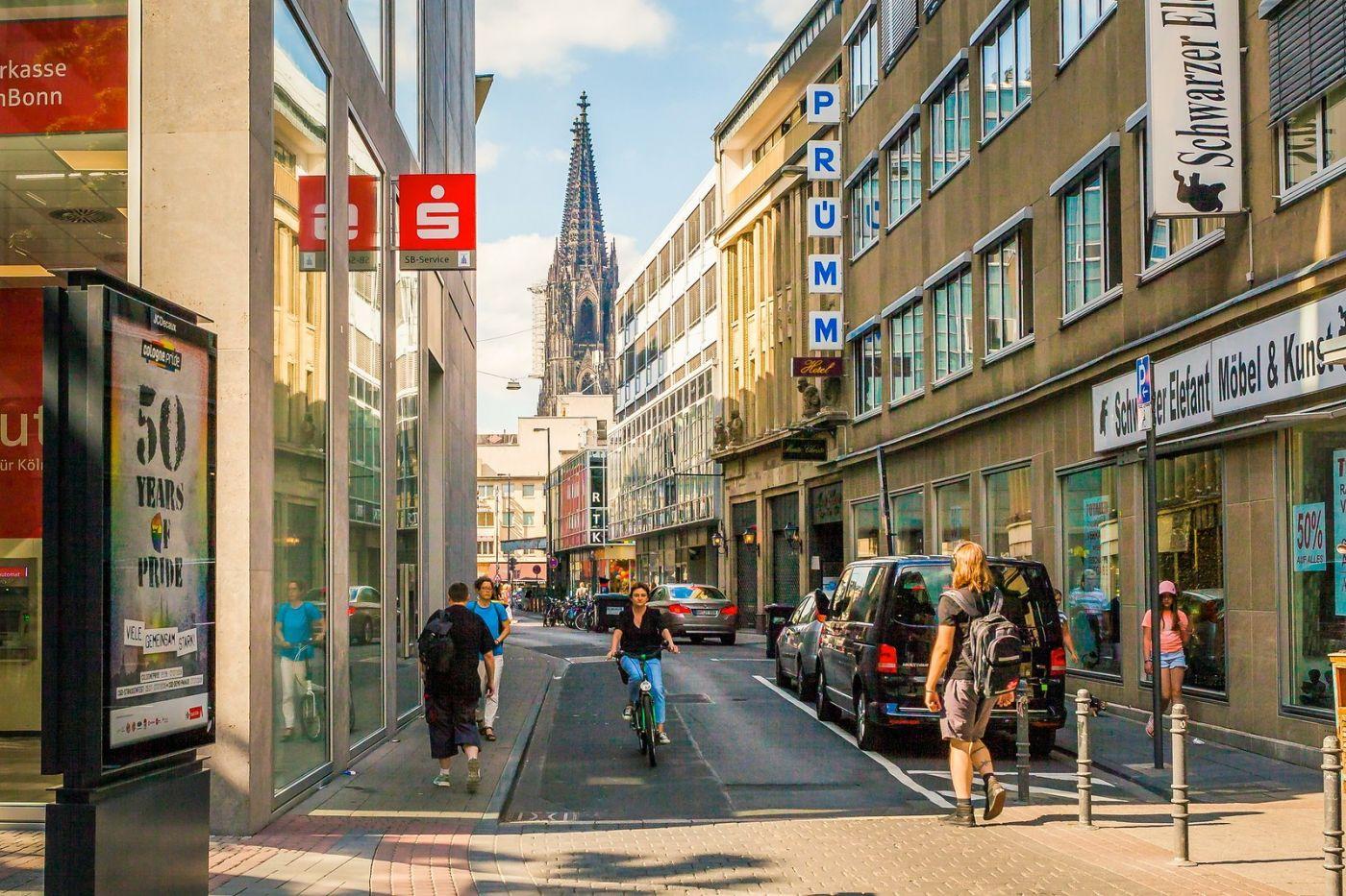 德国科隆,2000多年的城市_图1-24