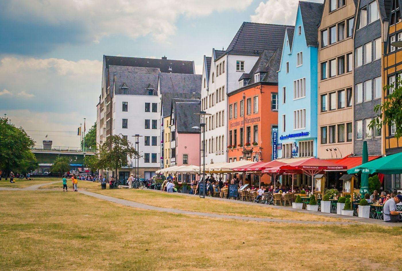 德国科隆,2000多年的城市_图1-22