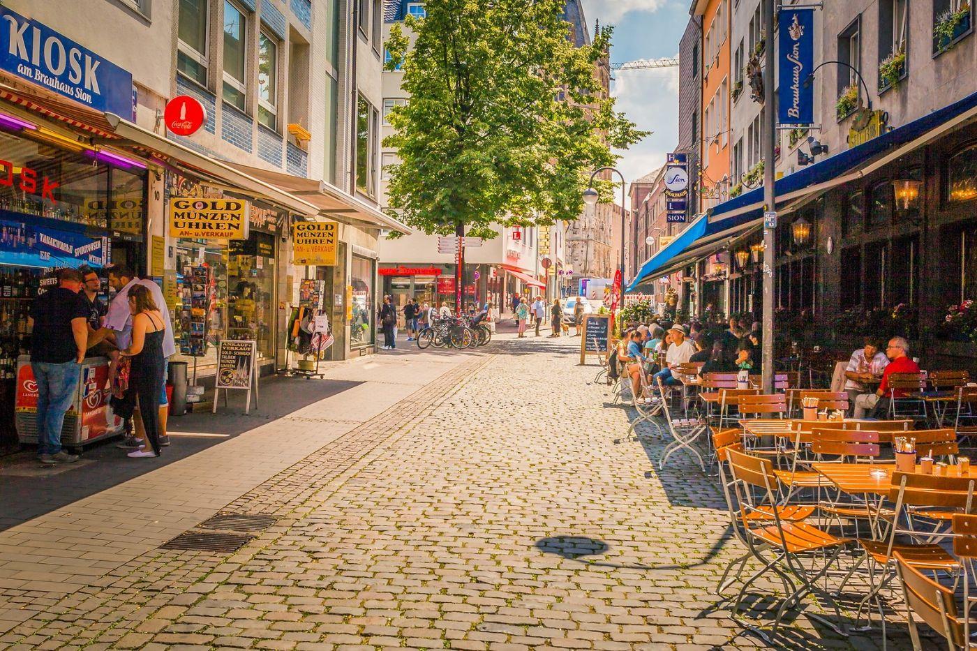 德国科隆,2000多年的城市_图1-21