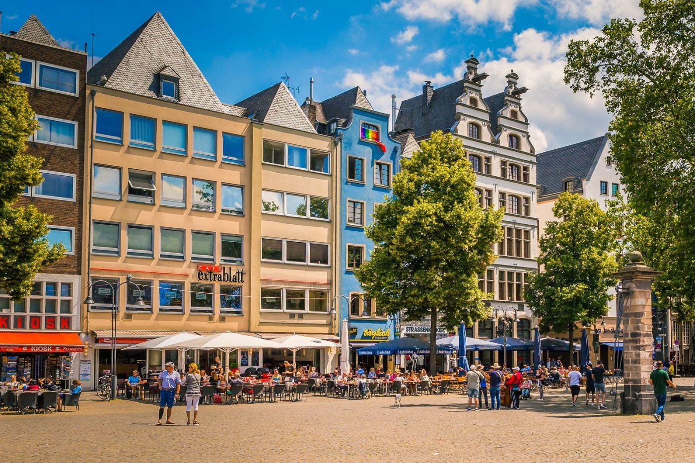 德国科隆,2000多年的城市_图1-19