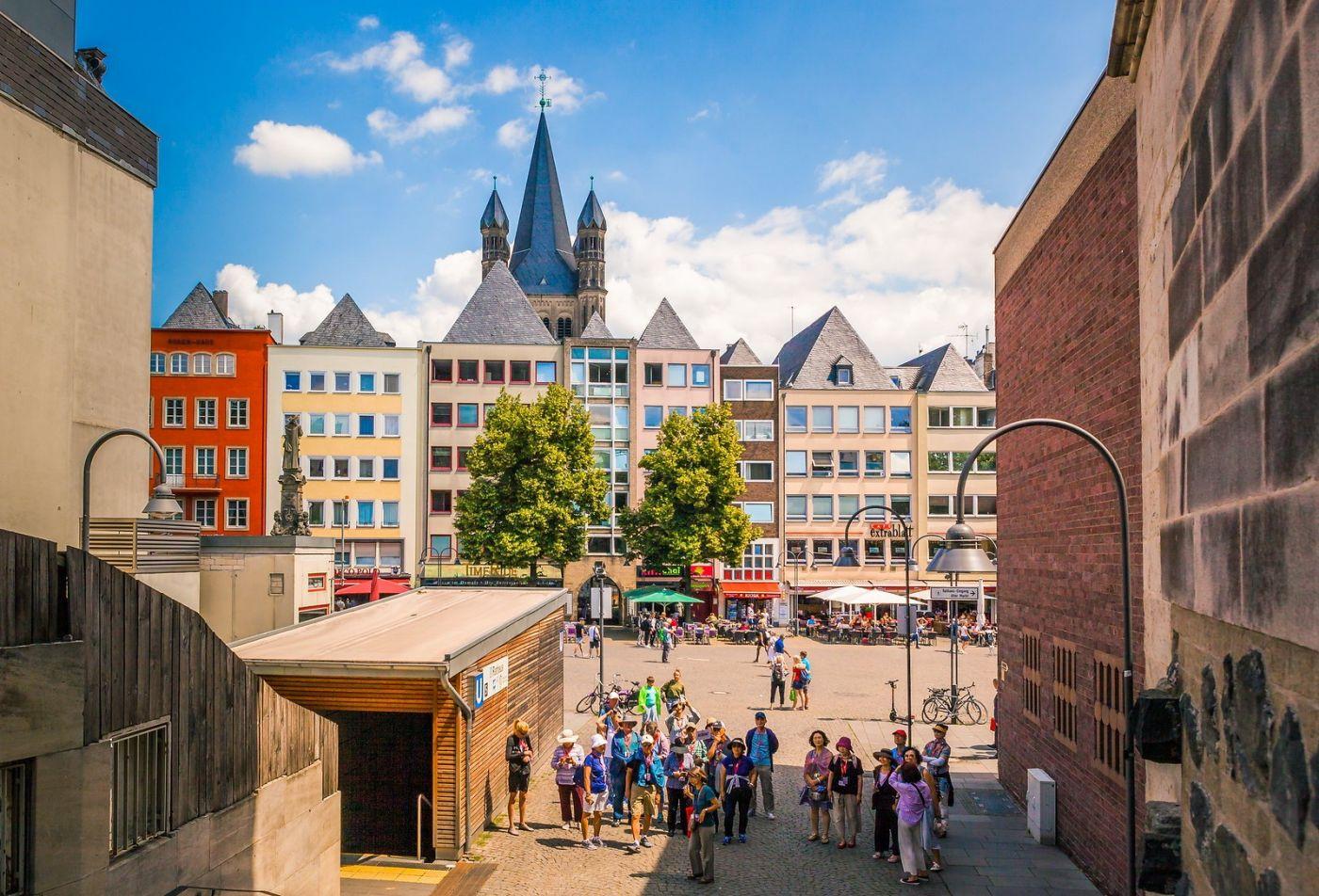 德国科隆,2000多年的城市_图1-16