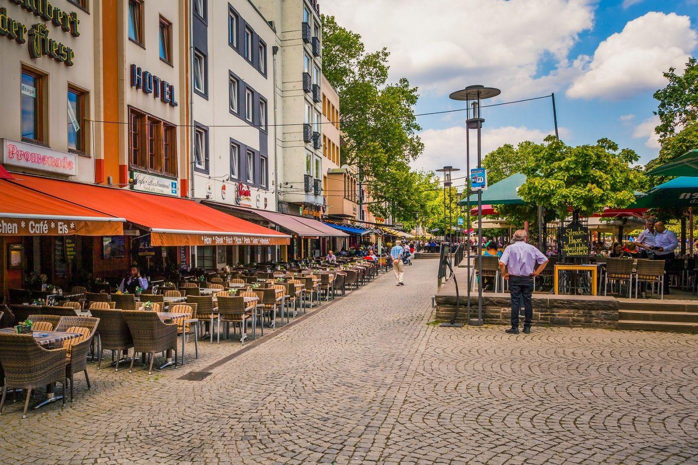 德国科隆,2000多年的城市_图1-17