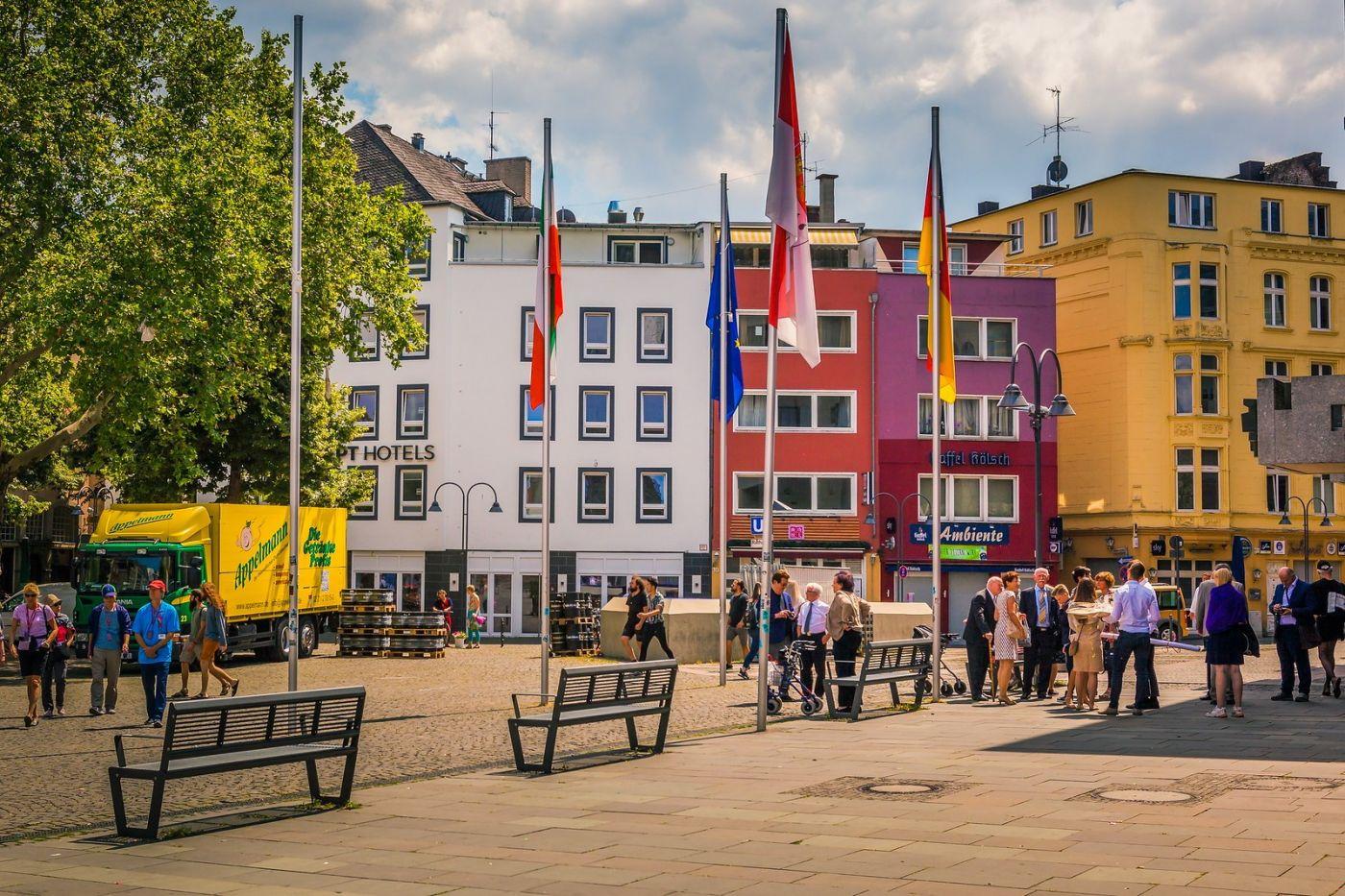德国科隆,2000多年的城市_图1-18