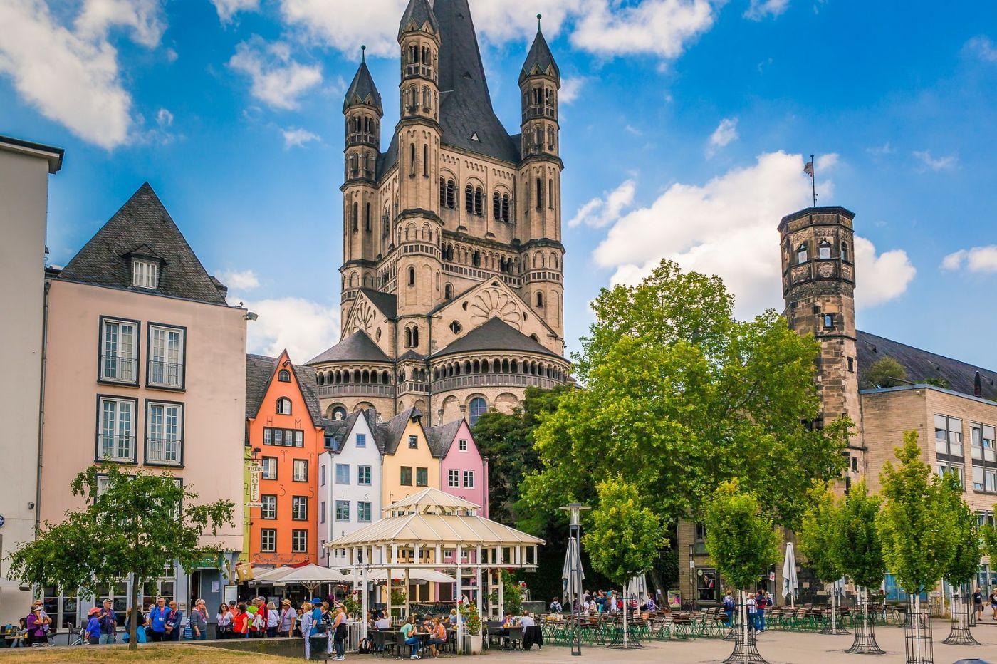 德国科隆,2000多年的城市_图1-7