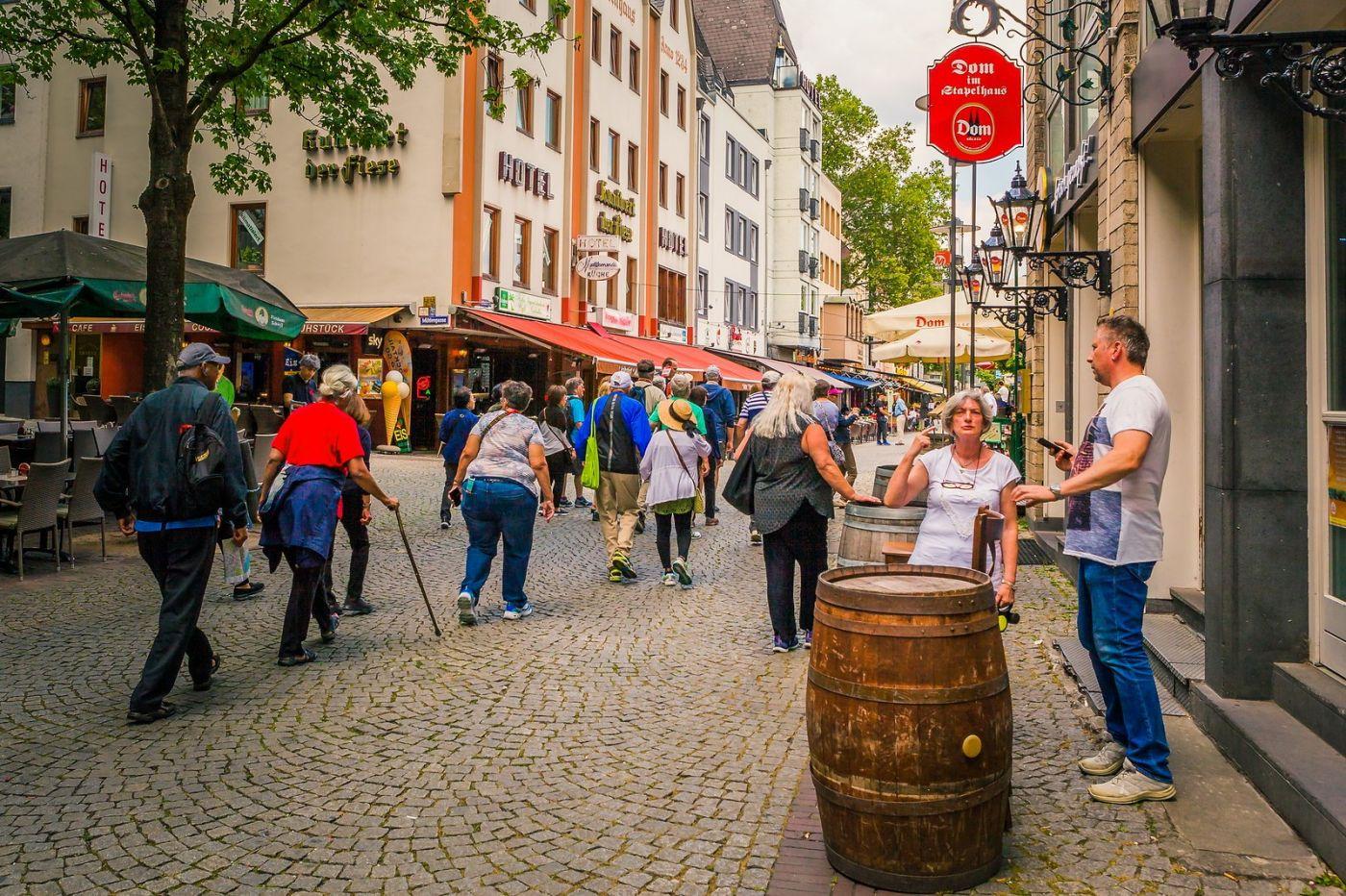 德国科隆,2000多年的城市_图1-8