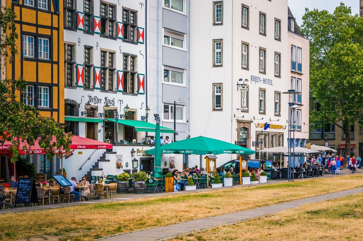 德国科隆,2000多年的城市_图1-3