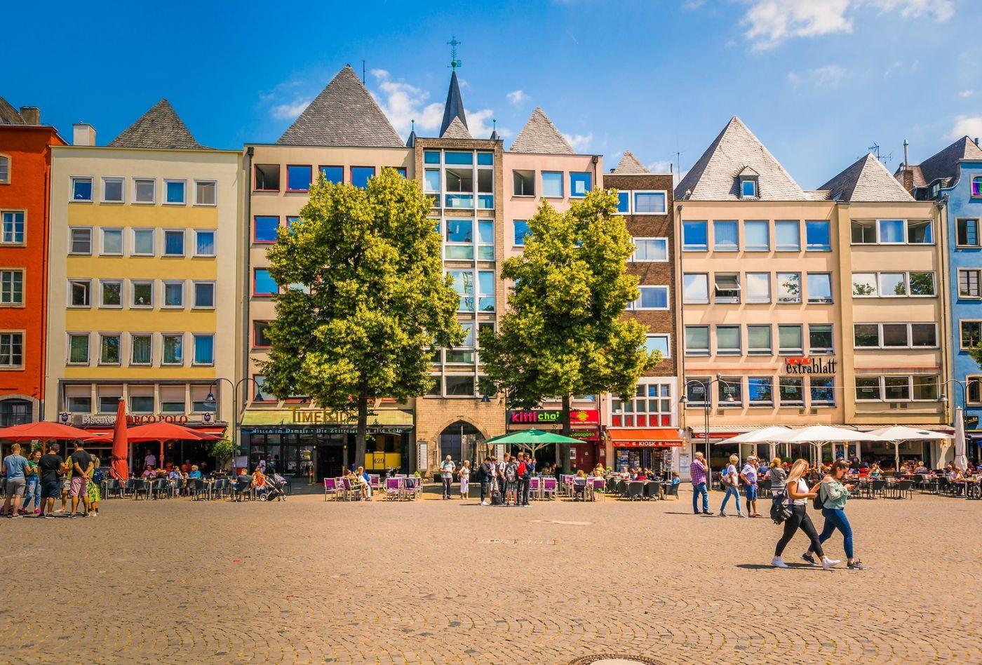 德国科隆,2000多年的城市_图1-5