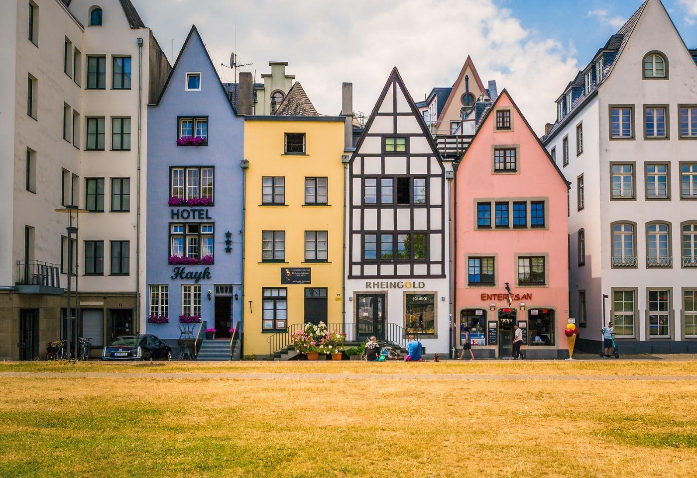 德国科隆,2000多年的城市_图1-1