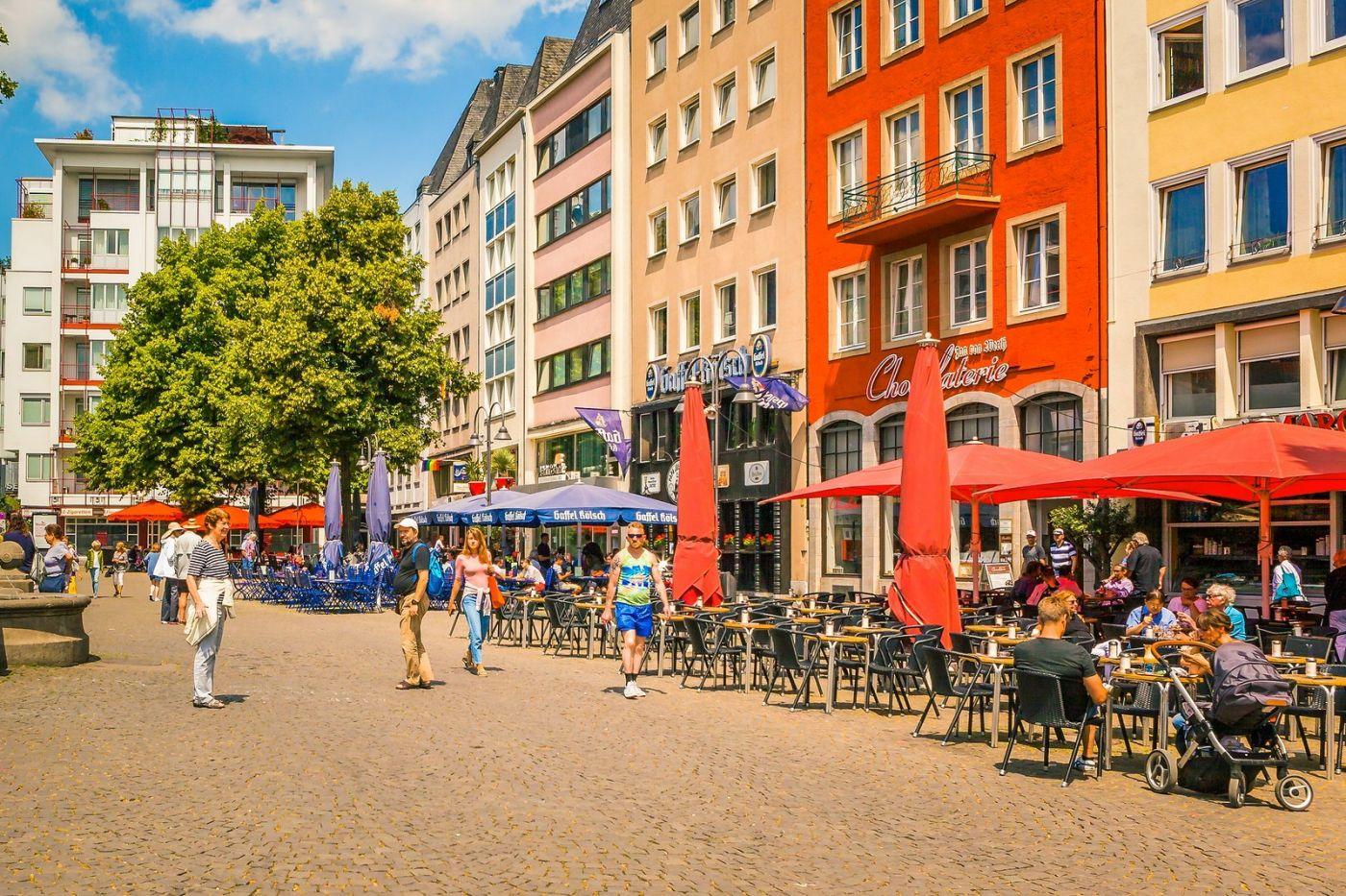 德国科隆,2000多年的城市_图1-6