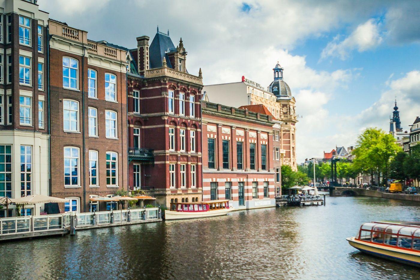 荷兰阿姆斯特丹,穿梭的自行车_图1-36