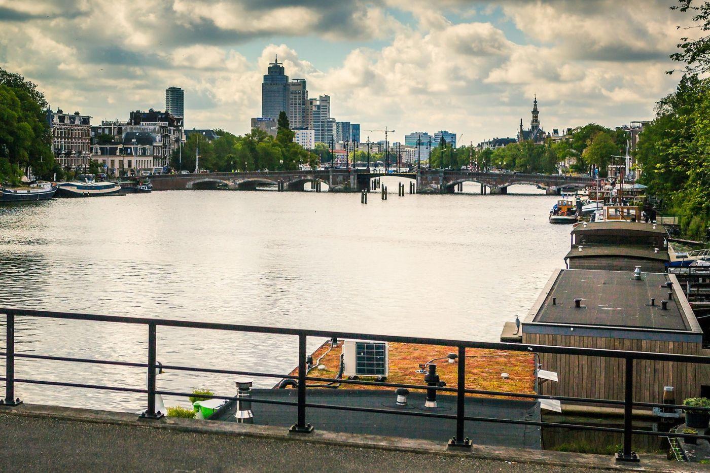 荷兰阿姆斯特丹,穿梭的自行车_图1-32