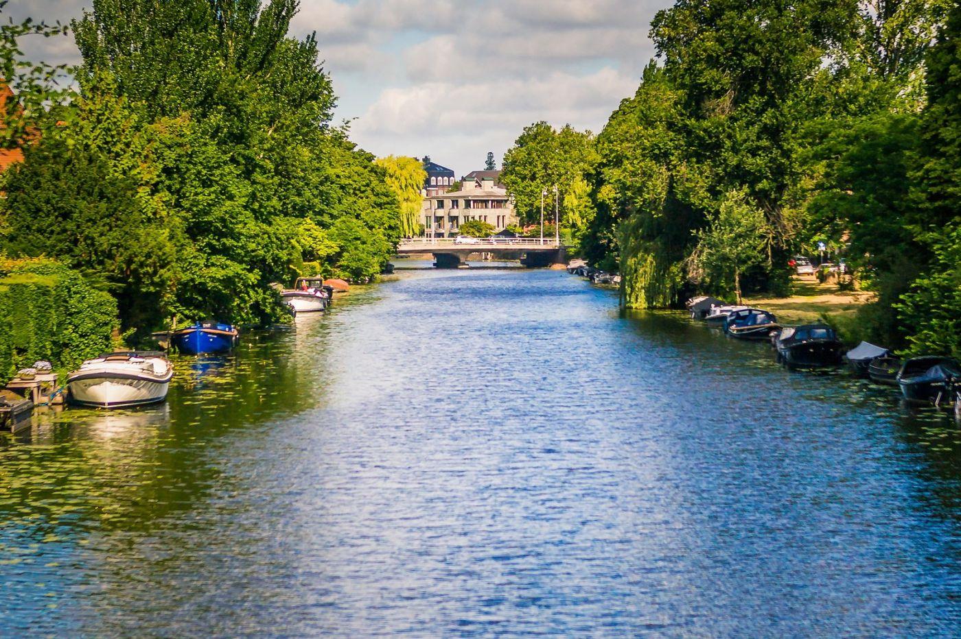 荷兰阿姆斯特丹,穿梭的自行车_图1-9