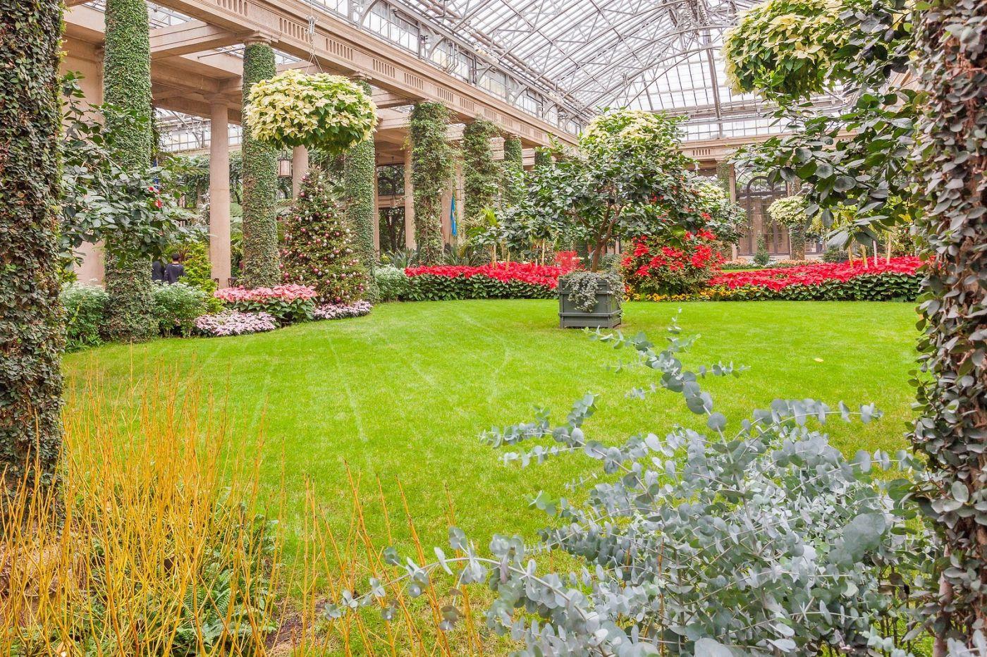 宾州长木公园,室内花园美如画_图1-20