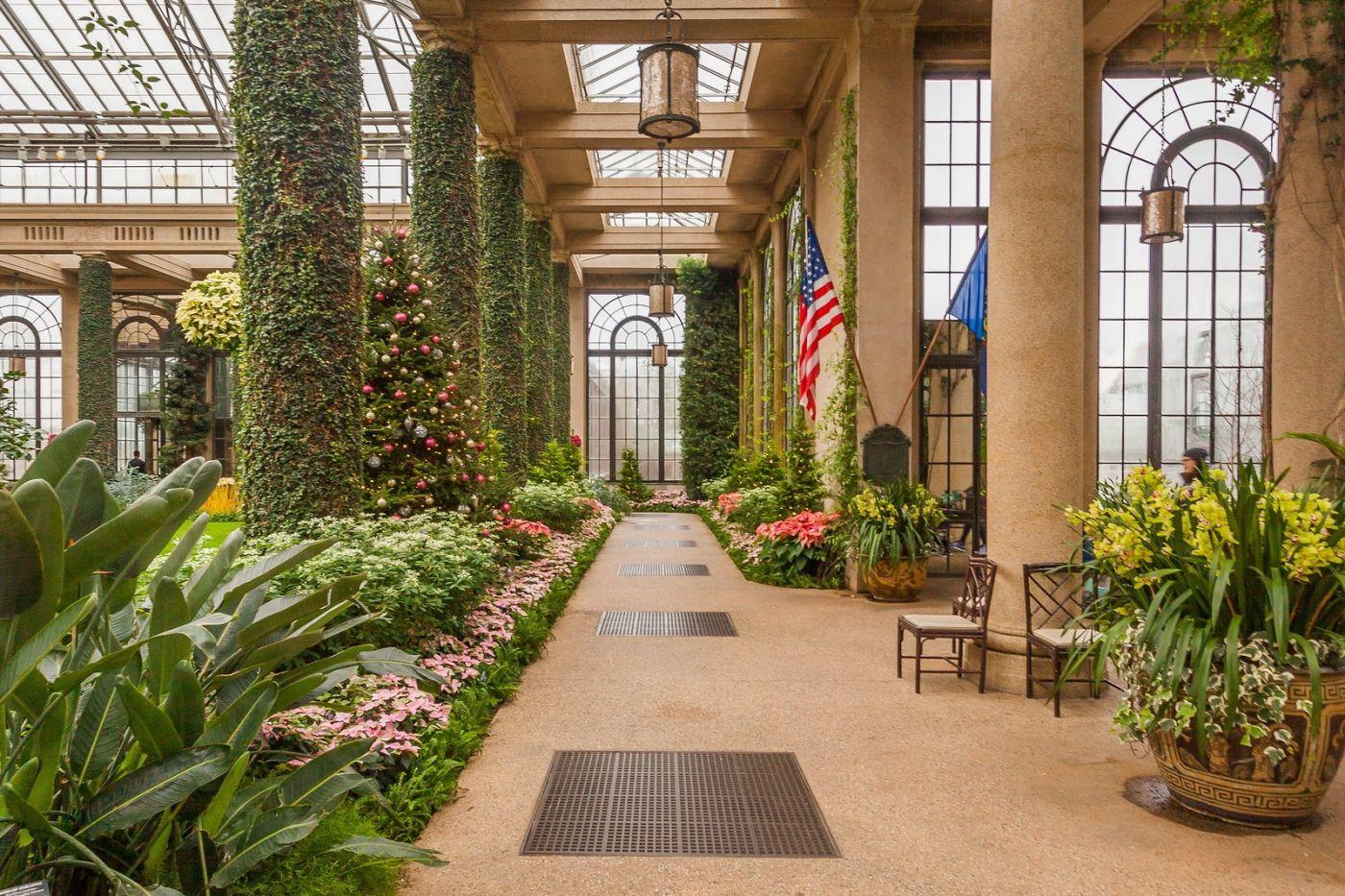 宾州长木公园,室内花园美如画_图1-18
