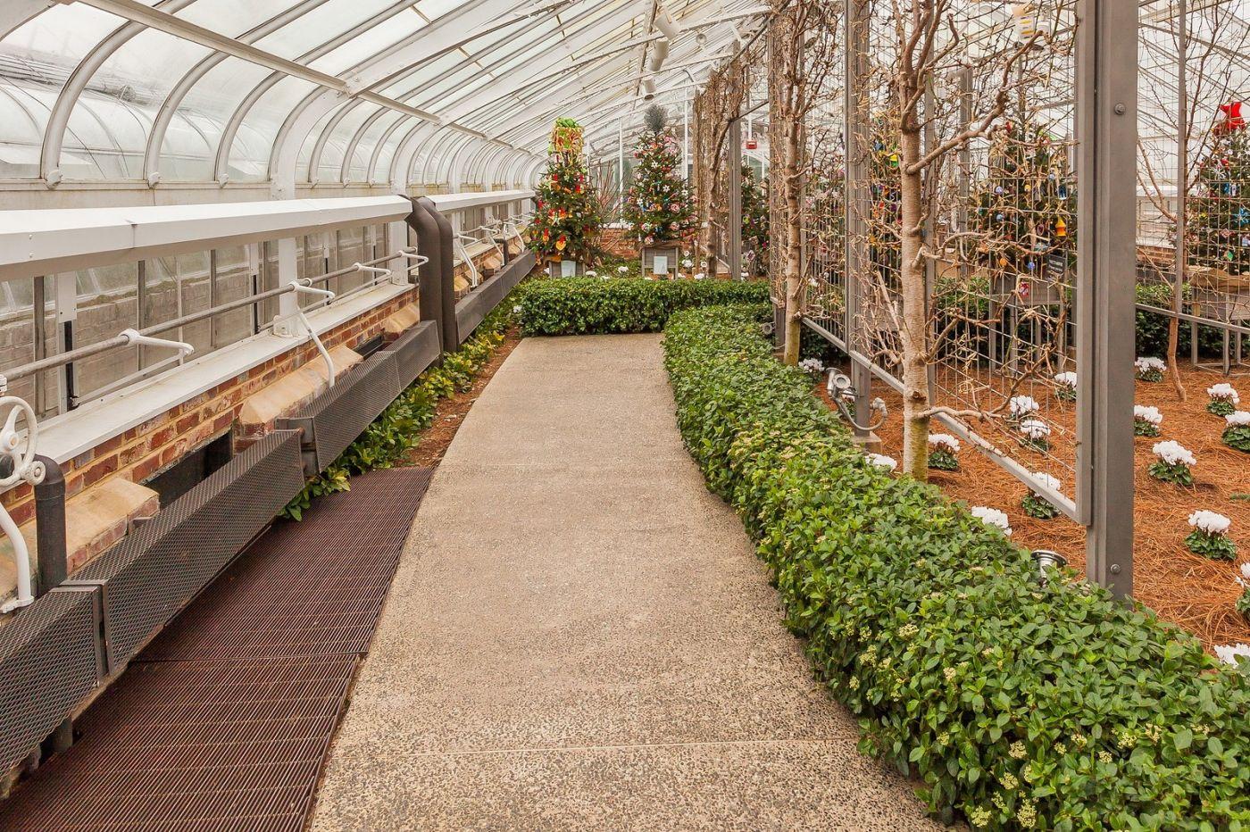 宾州长木公园,室内花园美如画_图1-26