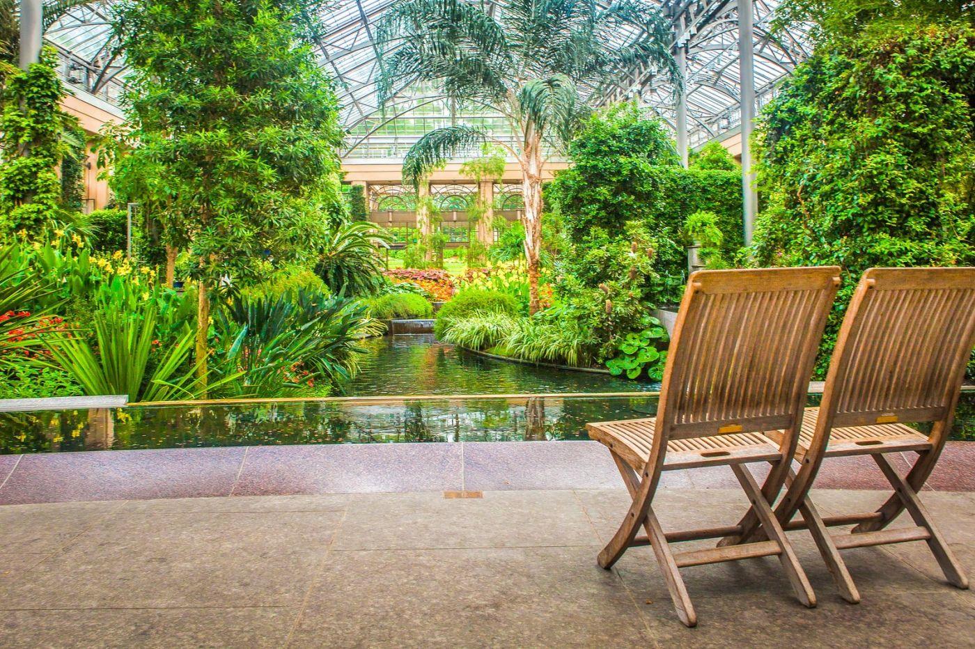 宾州长木公园,室内花园美如画_图1-29