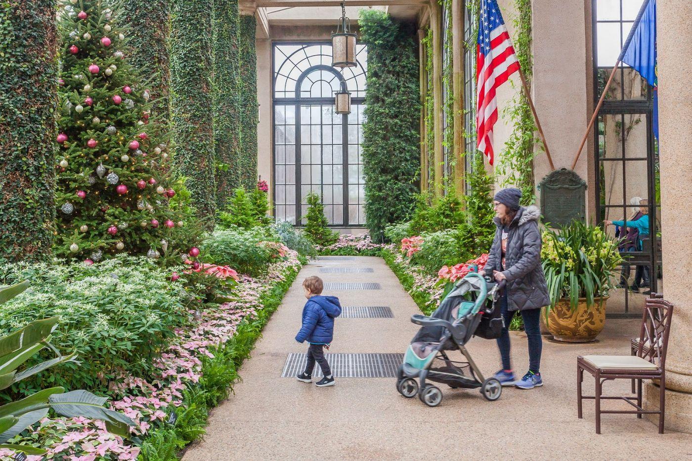 宾州长木公园,室内花园美如画_图1-28