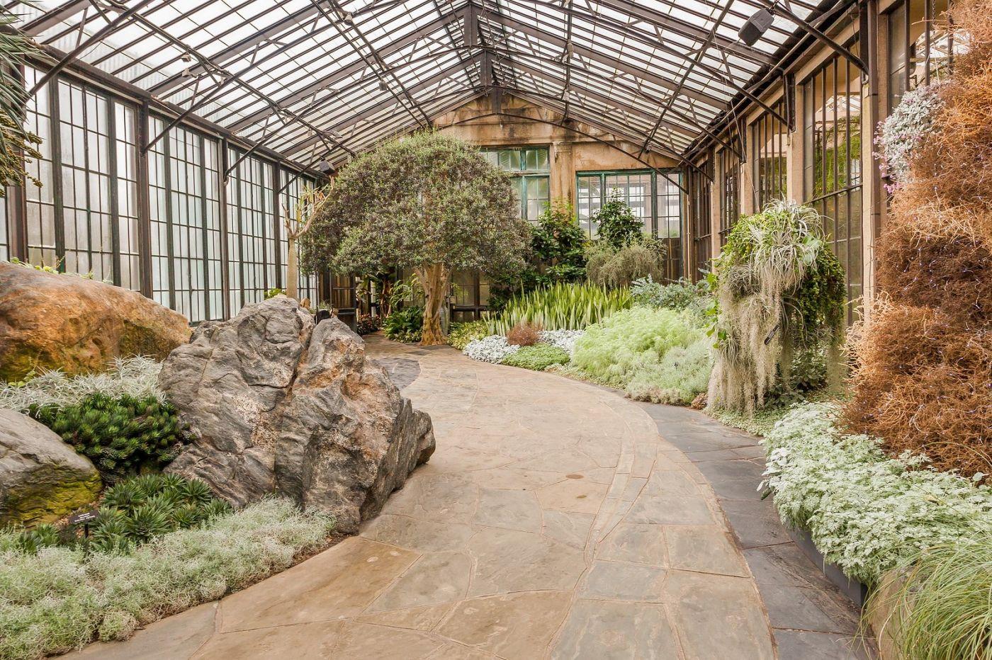 宾州长木公园,室内花园美如画_图1-33