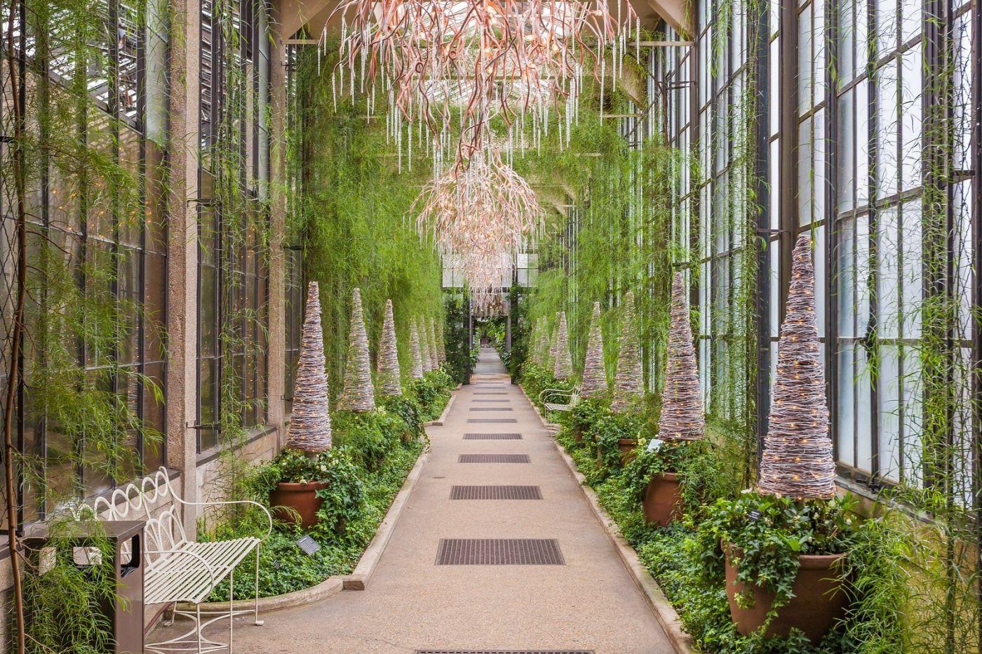 宾州长木公园,室内花园美如画_图1-34