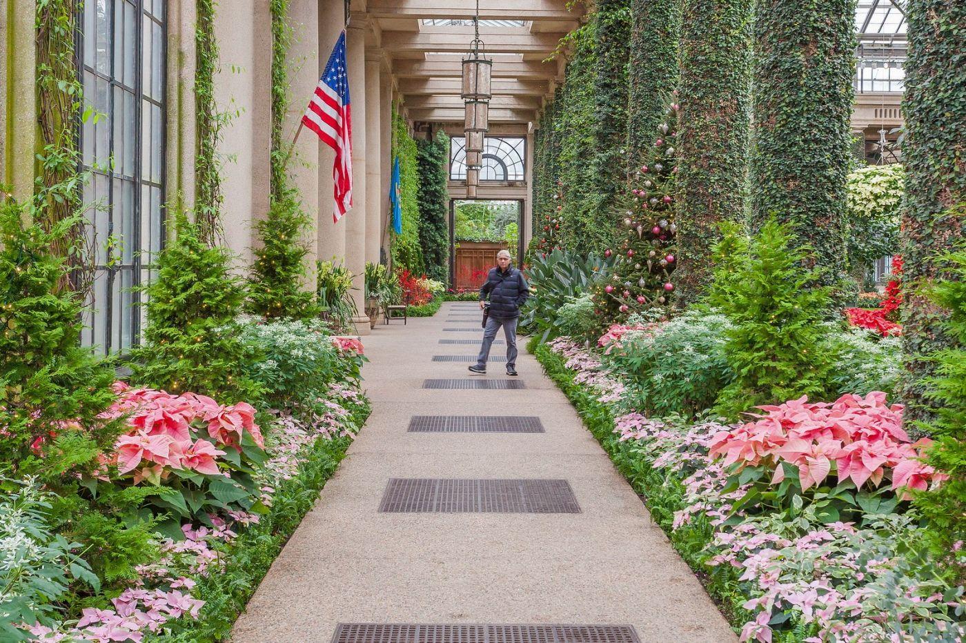宾州长木公园,室内花园美如画_图1-35