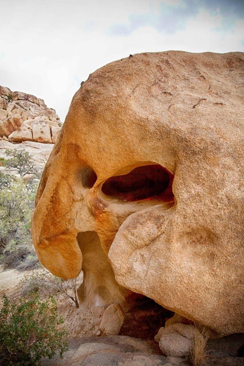 约书亚树国家公园石阵---2 仙境岩区_图1-4