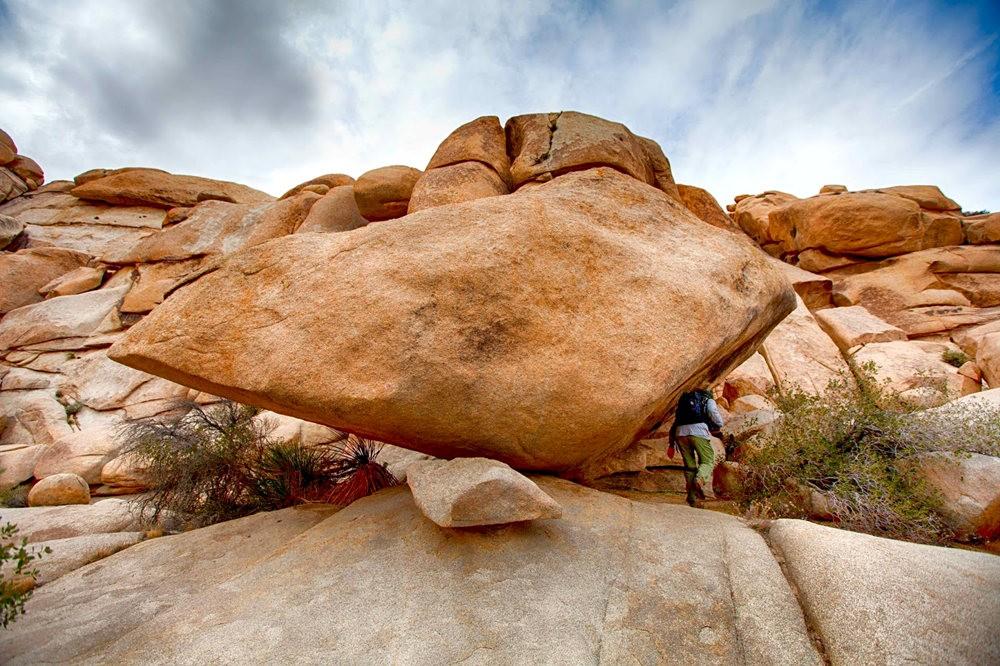 约书亚树国家公园石阵---2 仙境岩区_图1-5