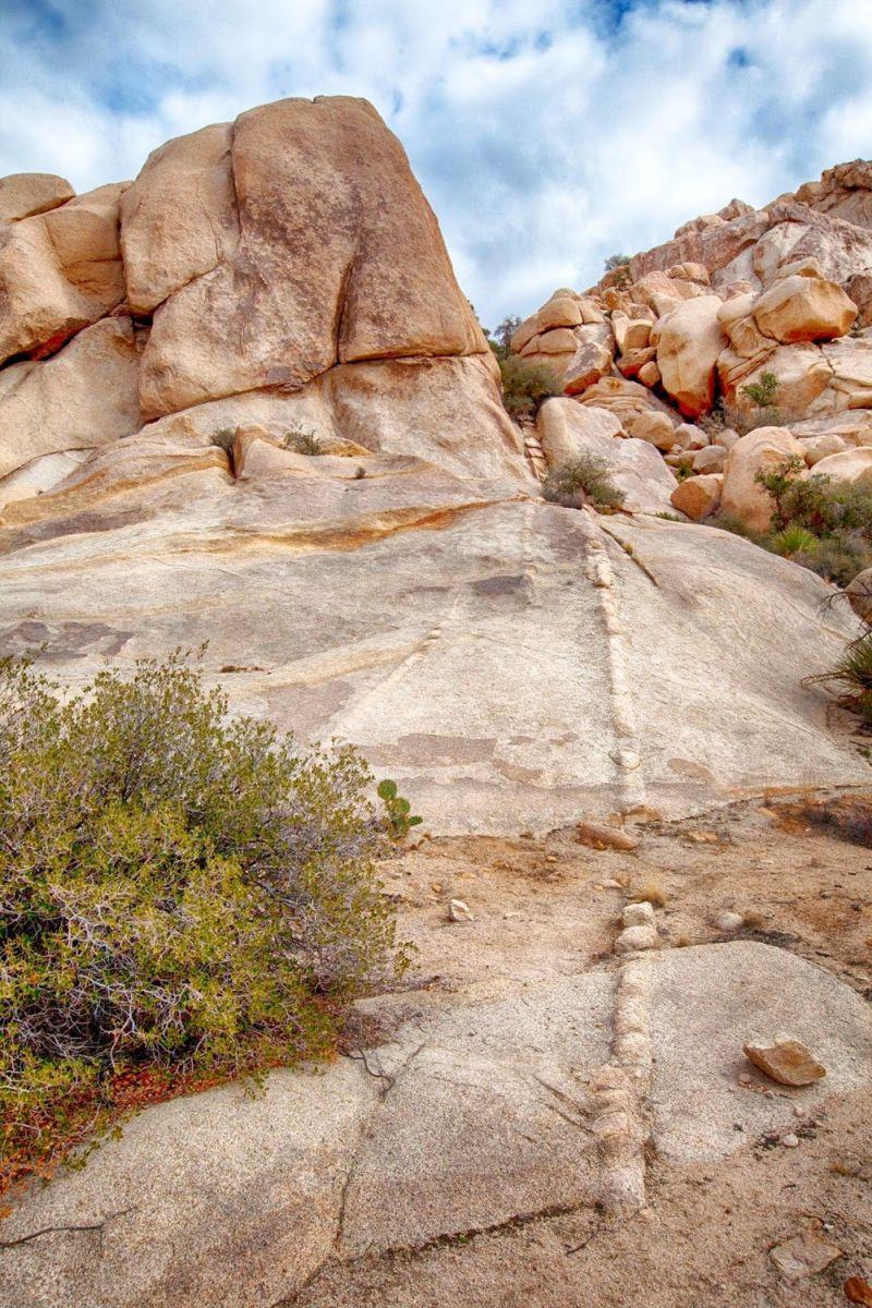 约书亚树国家公园石阵---2 仙境岩区_图1-7