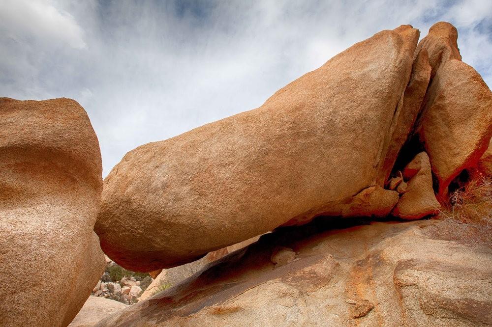 约书亚树国家公园石阵---2 仙境岩区_图1-9