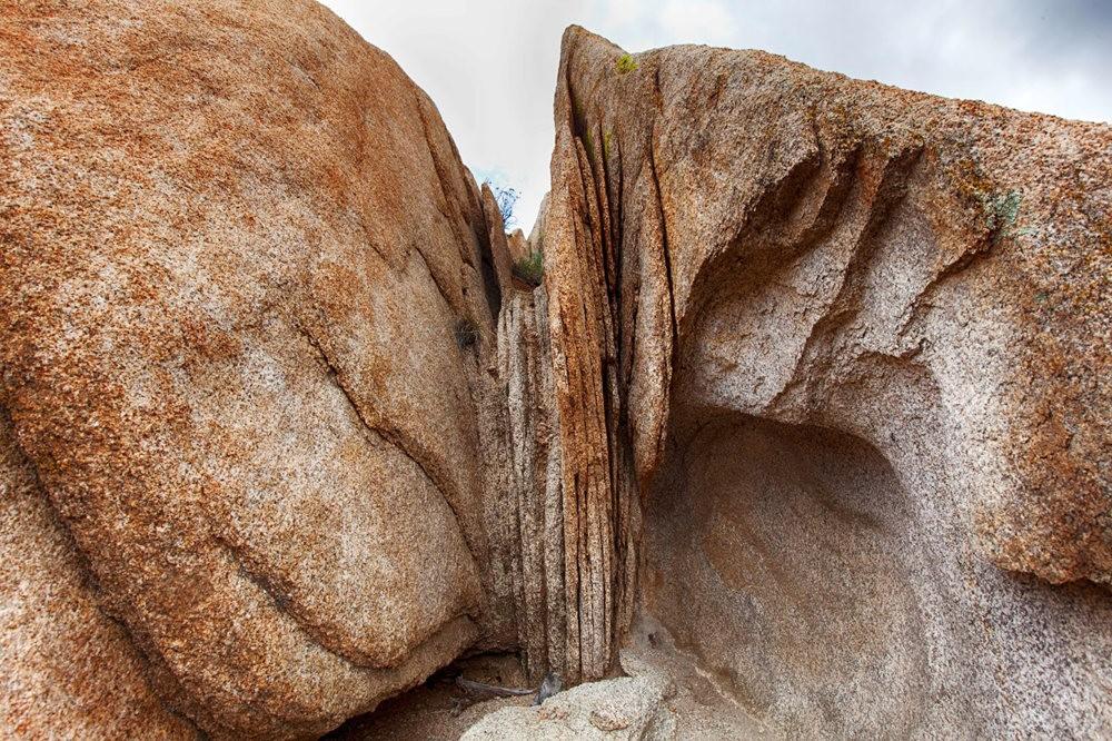 约书亚树国家公园石阵---2 仙境岩区_图1-16