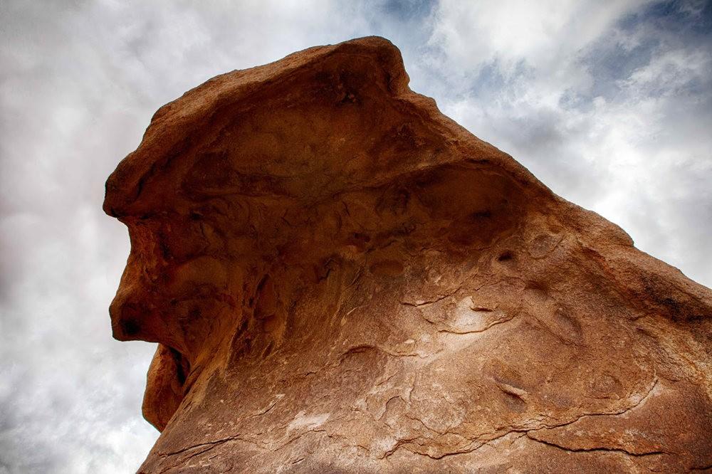 约书亚树国家公园石阵---2 仙境岩区_图1-20
