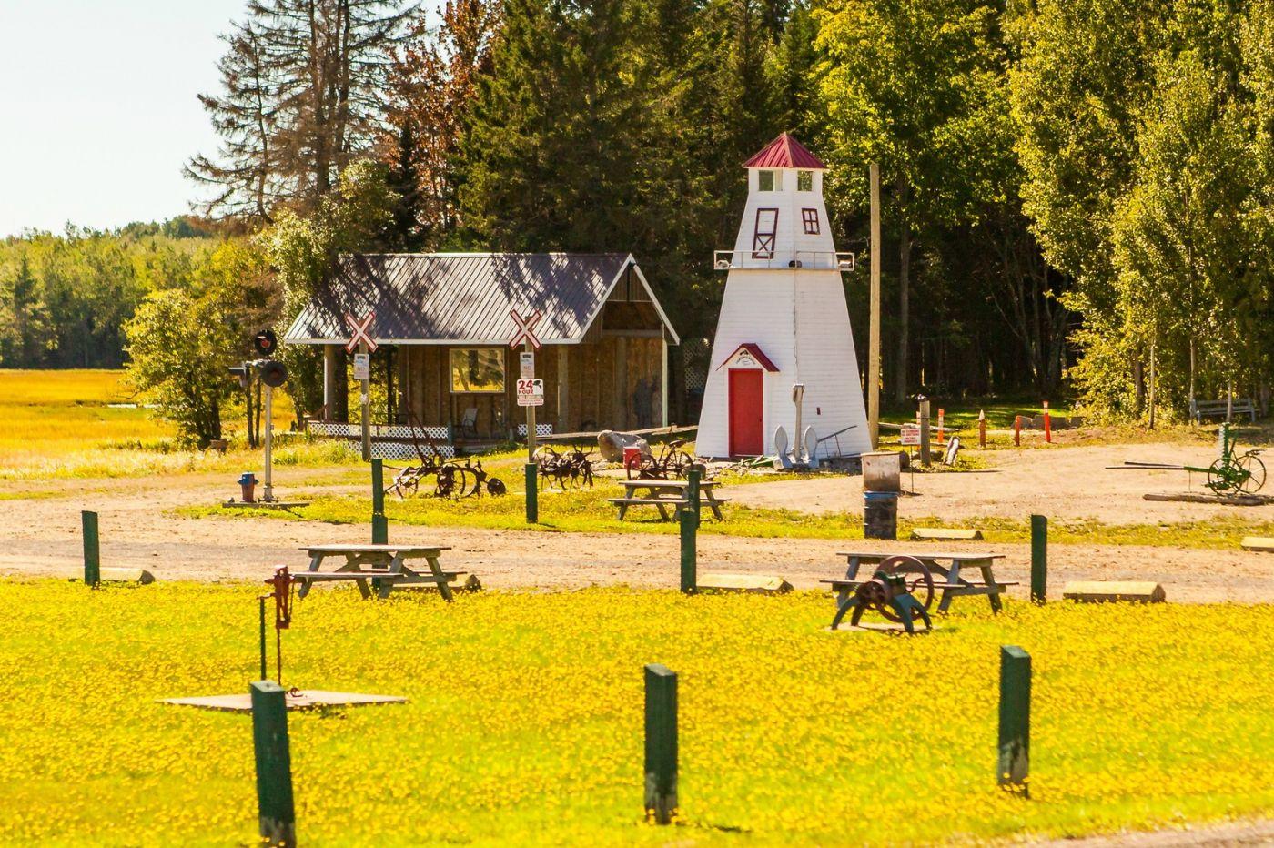 加拿大旅途,乡村的幸福生活_图1-35