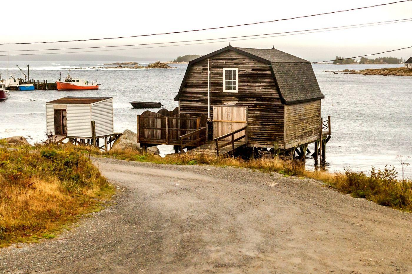加拿大旅途,乡村的幸福生活_图1-30