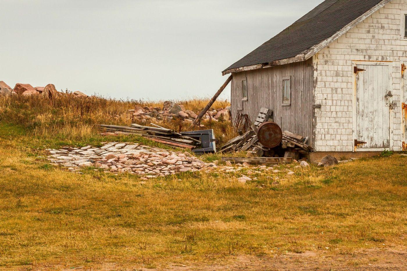 加拿大旅途,乡村的幸福生活_图1-18